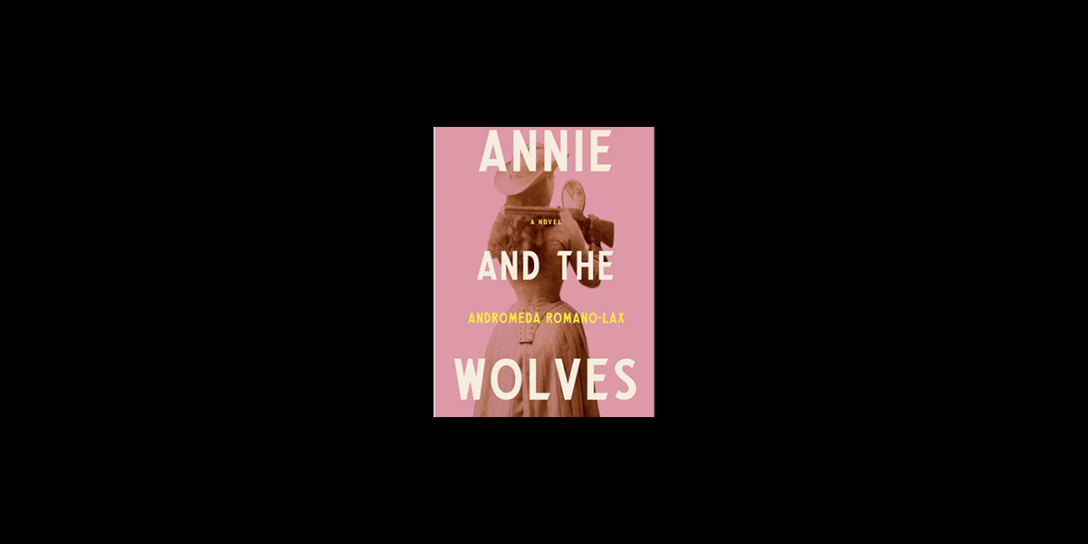 Anne and the Wolves book cover