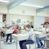 Sixth grade classroom taught by Celeste Egan at Soldotna Elementary, Soldotna 1967