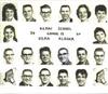 Kenai Central High School class photo of 1959-1960, Kenai 1960