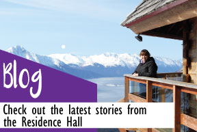 Blog - Check out the latest stories from the Residence Hall